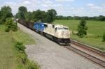 14A rolls through CP 395
